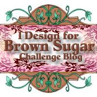 Olen DT Brown Sugar haasteblogissa