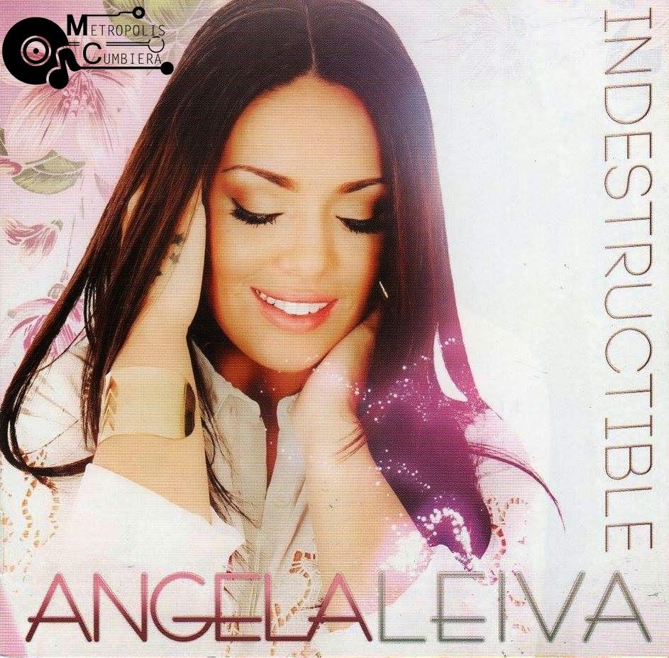 Angela Leiva - Indestructible (2014)