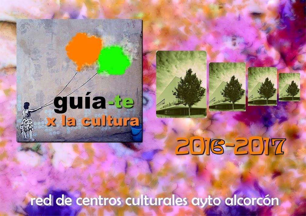 los talleres de todos toditos los centros culturales