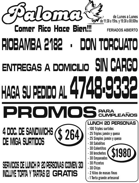 COMER RICO HACE BIEN!