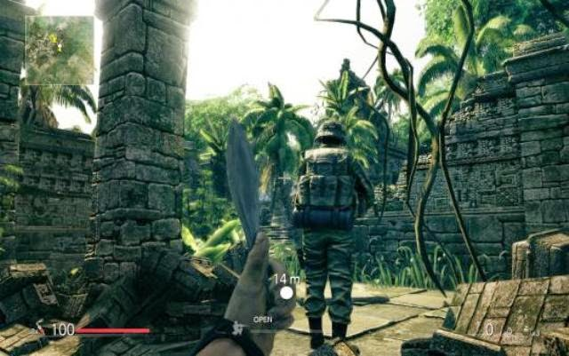 Sniper Ghost Warrior 1 PC Games Screenshots