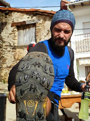 Trail running en Gredos. Media maraton de montaña
