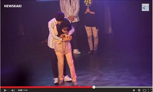 Remaja dipeluk artis K Pop hanya dipanggil untuk dinasihat kata Jamil Khir