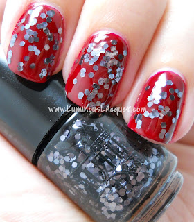 LuminousLacquer.com - Beautifully Disney Nail Polish - Wickedly Beautiful Villains Collection - Mistress of Evil