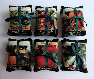 vegetable lavender bags