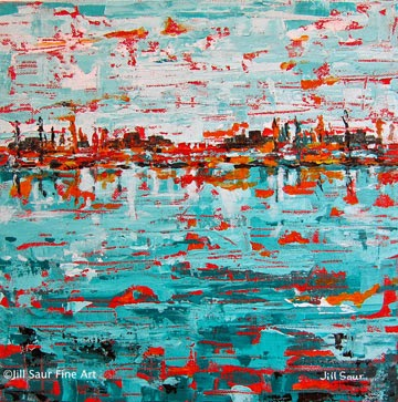 atlanta abstract art
