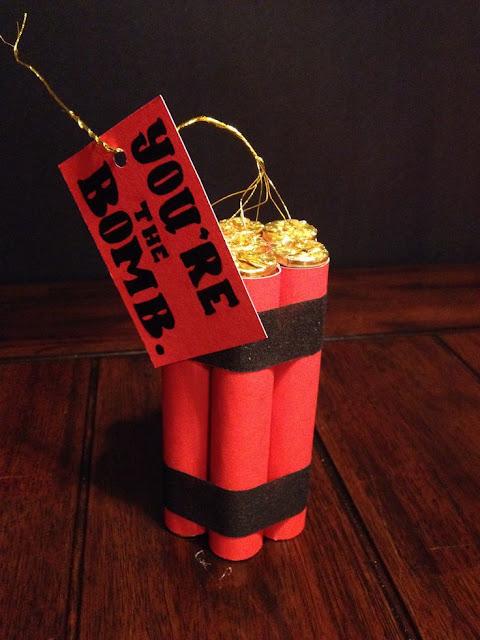 A Really Random Candy Gift Idea