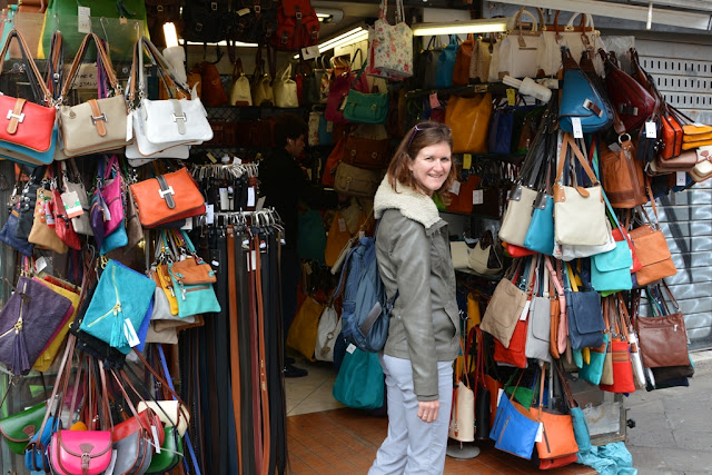 Shopping in Venice Handbags