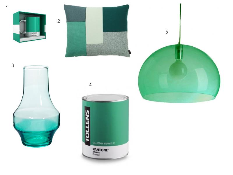 Le kg room la vie en vert meraude - Vert emeraude peinture ...
