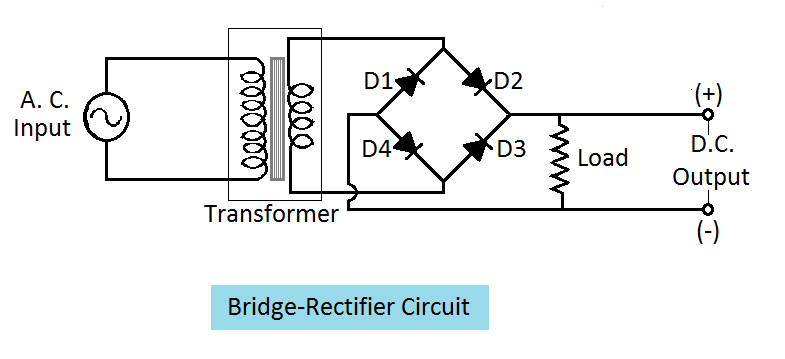 Wiring Diagram Bridge Rectifier : Op amp ac not rectified to dc properly electrical