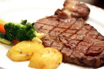 ستيك لحم البقر