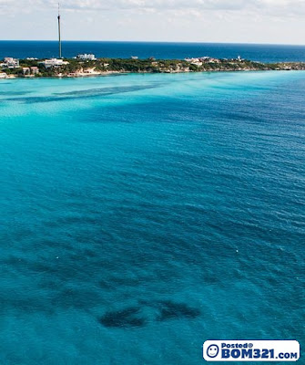 Muzium Patung Dasar Laut Di Mexico