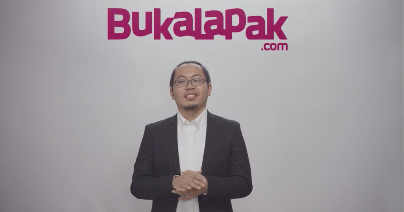 Pendiri Bukalapak, Profil Achmad Zaky