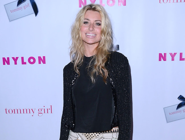 photos of Aly Michalka at Nylon Magazine Young Hollywood Issue Party 2012