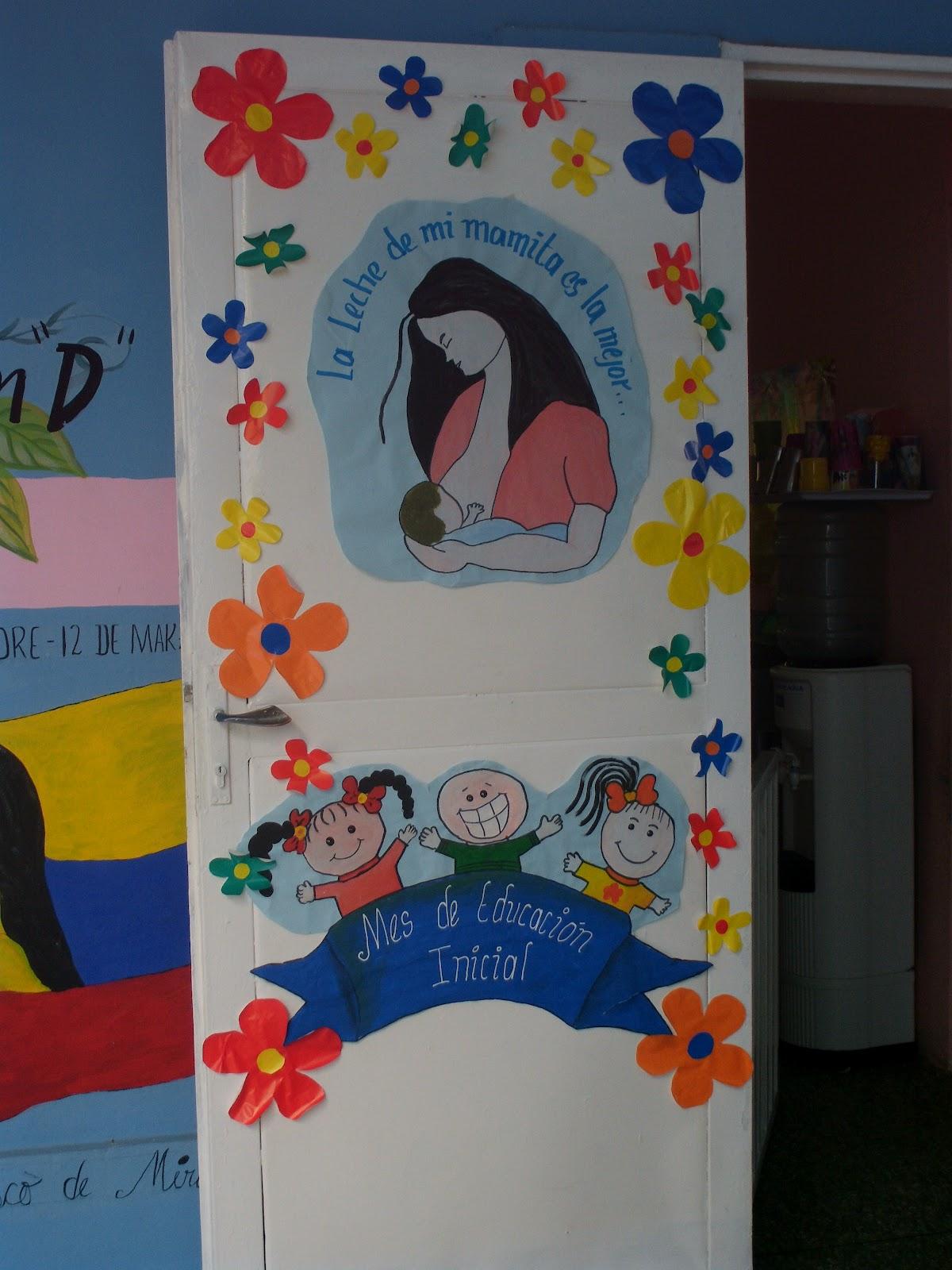 Cajitas de sue os puertas decoradas del simoncito for Puertas decoradas para guarderia
