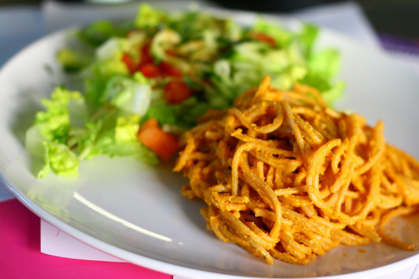 real mom health nut: Creamy Tomato Basil Pasta