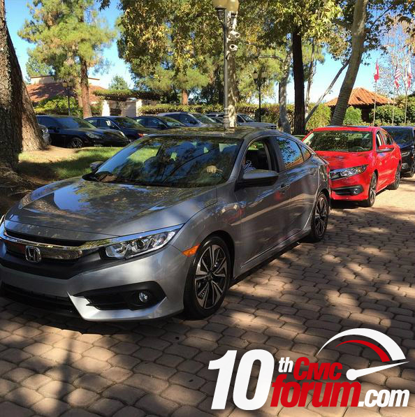 2015 - [Honda] Civic USA / Asia - Page 3 2016-Honda-Civic-3