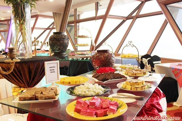 Ramadhan Buffet @ KL Tower, Ramadhan Buffet, KL Tower, Chef Ismail, Siput Sedut, Nasi Ulam,  Kerabu Mangga, Ikan Patin Masak Tempoyak, Telur Itik Masak Lemak, dodol, kerabu