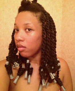 Havana Twist with Marley Hair
