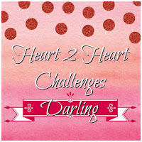 Winner at Heart 2 Heart Challenge Blog