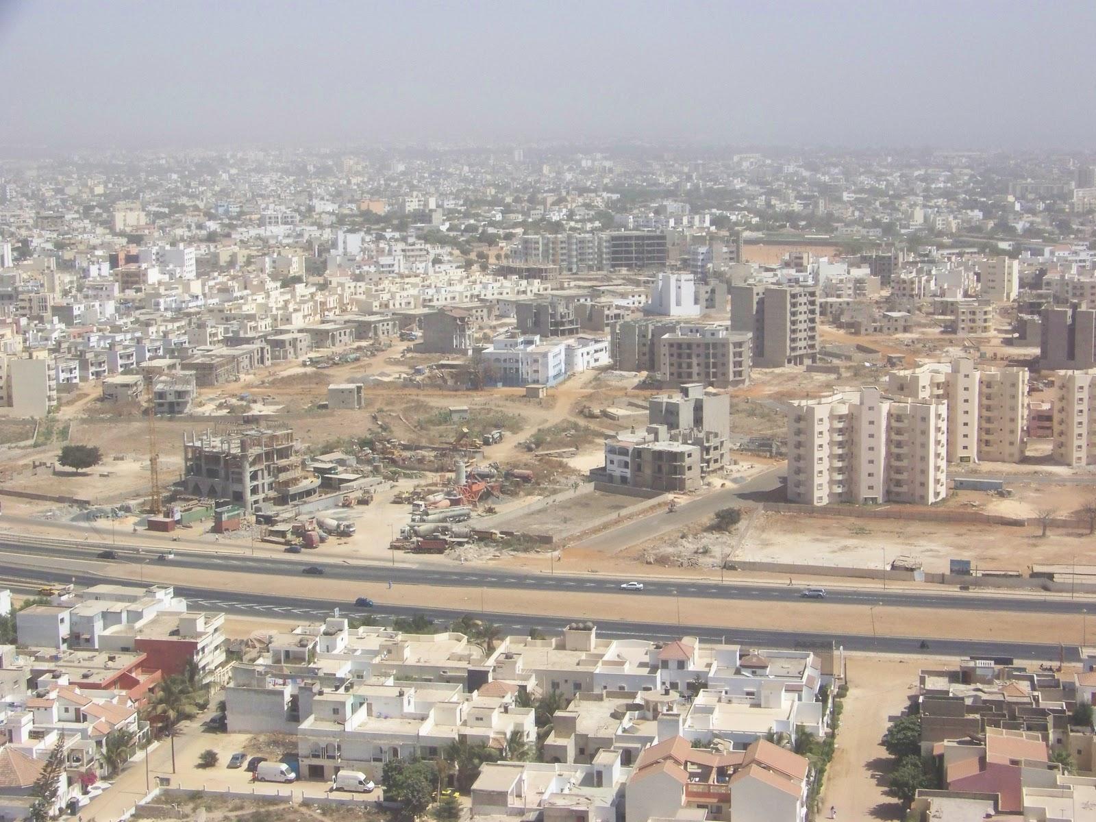 Dakar Senegal  city pictures gallery : Dakar Senegal ~ Conexão Oriente