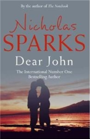 dear john book review Dear john is a book written by nicholas sparks this is the story of a couple who fall madly in love and are separated, yet they never stop loving each other.