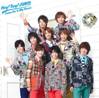 Hey!Say!JUMP - Come On A My House