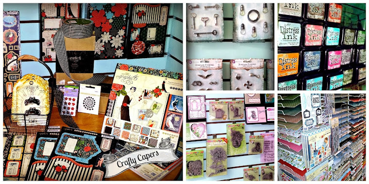 Crafty Capers Rubber Stamps