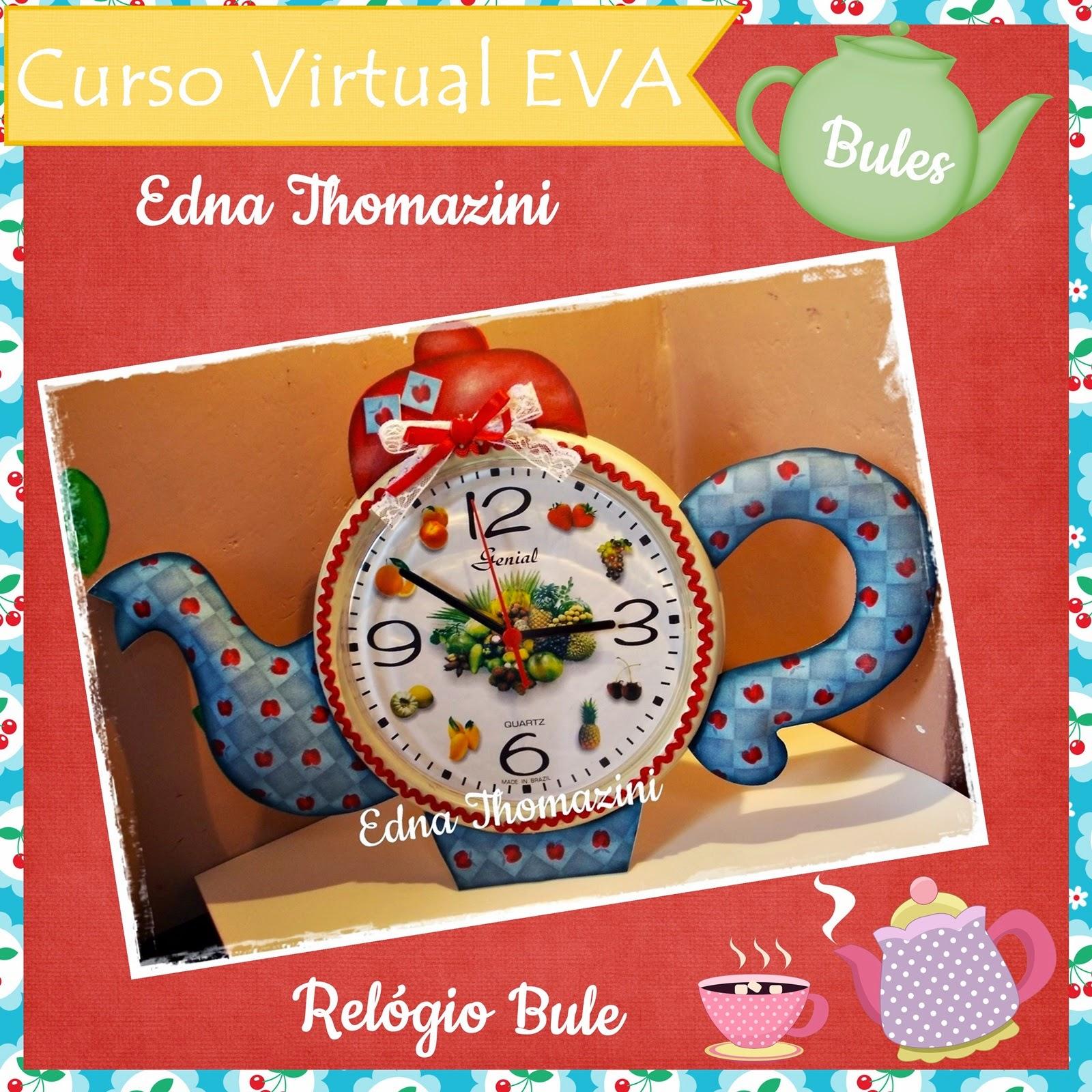 Edna Thomazini ~ Curso Virtual EVA Dia das M u00e3es Edna Thomazini Ateli u00ea