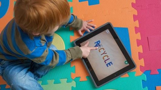 Sebab iPad Tidak Patut Diberikan Kepada Anak Kecil