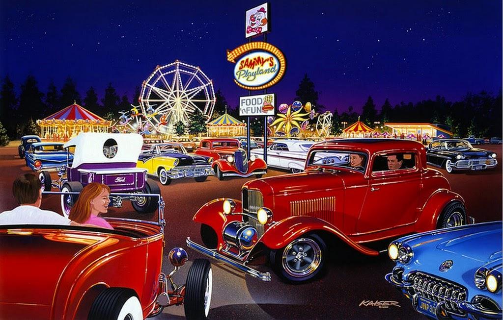 pinturas-al-oleo-de-carros-antiguos