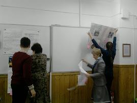 Aspecte din activitatea Cercului nr. 1 - Piatra Neamţ şi zona, 21.11.2012...
