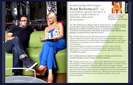 Ünlü Modacı Rossi Barbarossa ile Röportajım