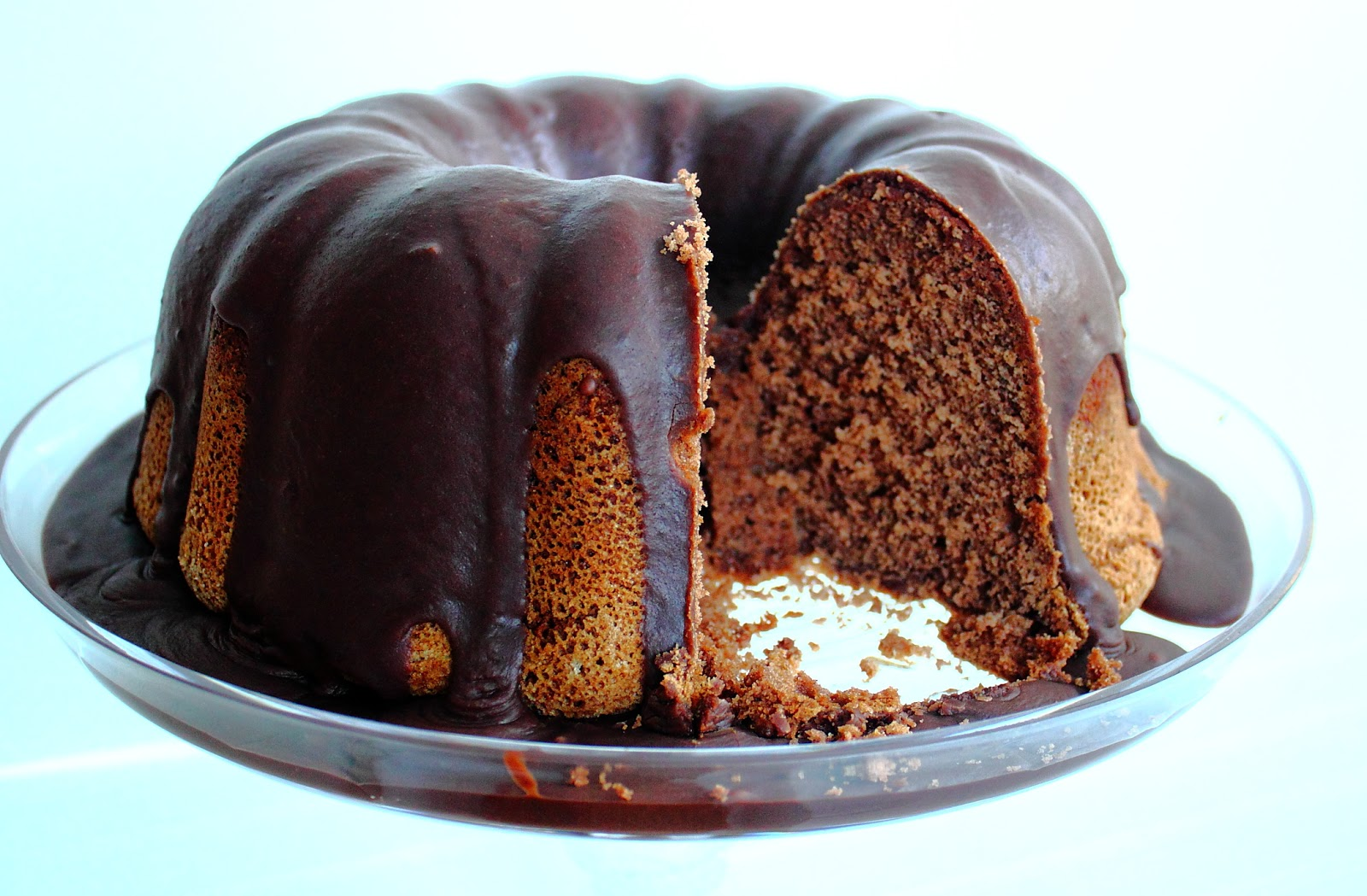 Old Fashioned Chocolate Cake - The Kitchen Magpie 56