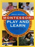 Montessori Play and Learn on Amazon.com