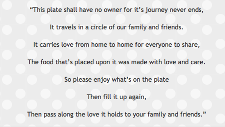 The Giving Plate 100 Things 2 Do