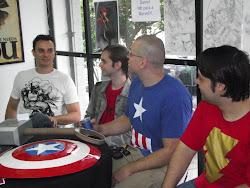 Debate de esquenta para o filme Os Vingadores
