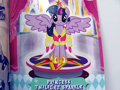Princess Twilight Sparkle standee