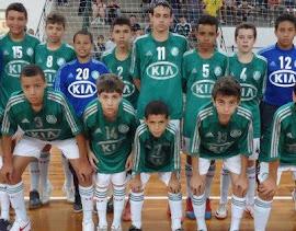 TREINADOR sub 13 S.E.Palmeiras
