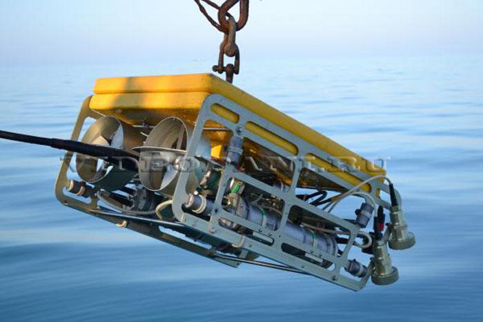 Podvodnyj apparat Pterodaktil