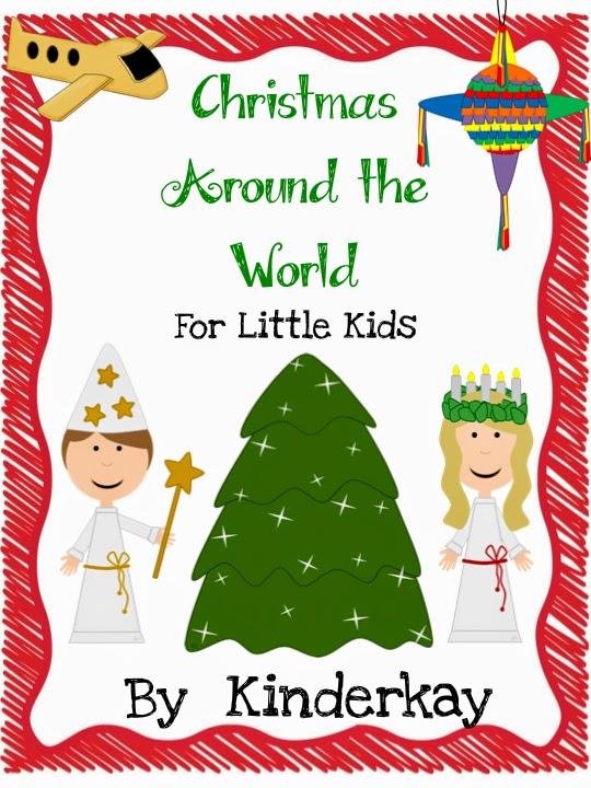 http://www.teacherspayteachers.com/Product/Christmas-Around-the-World-For-Little-Kids-170