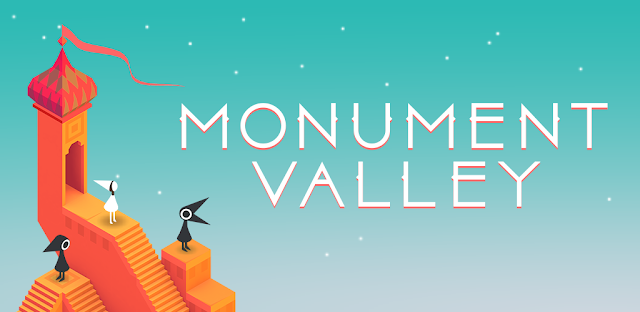91l5e3PCi5L - Asah Skill Imajinasi Kamu Dengan Games Monument Valley