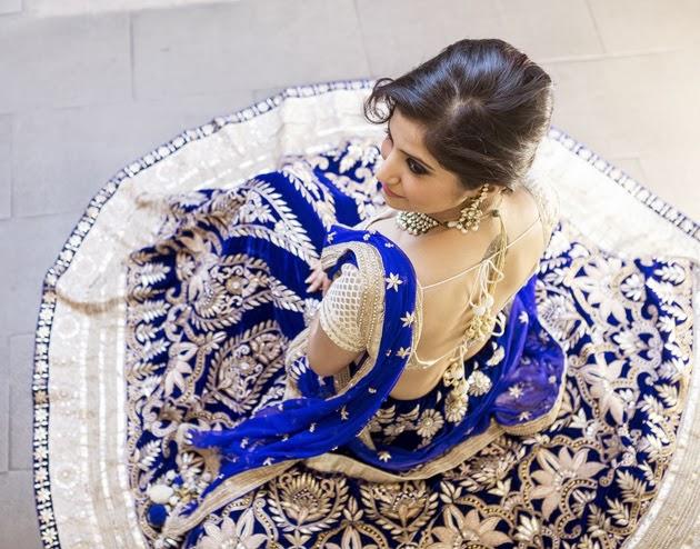 Prosto z Indii: Łatwiejsza wersja ślubnego sari, czyli lehengas