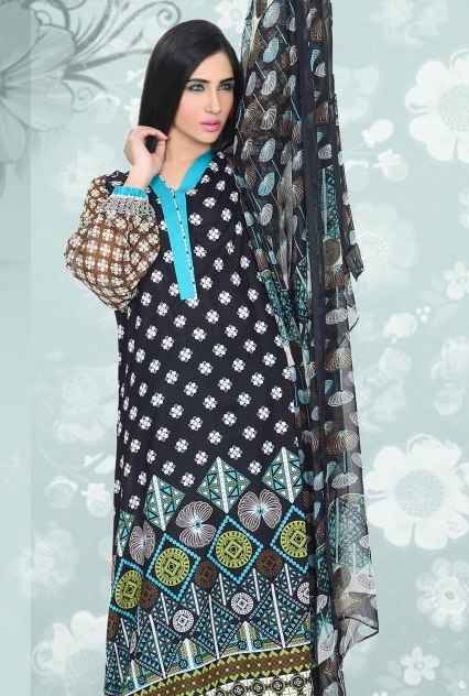 Latest Pakistani Salwar Suits