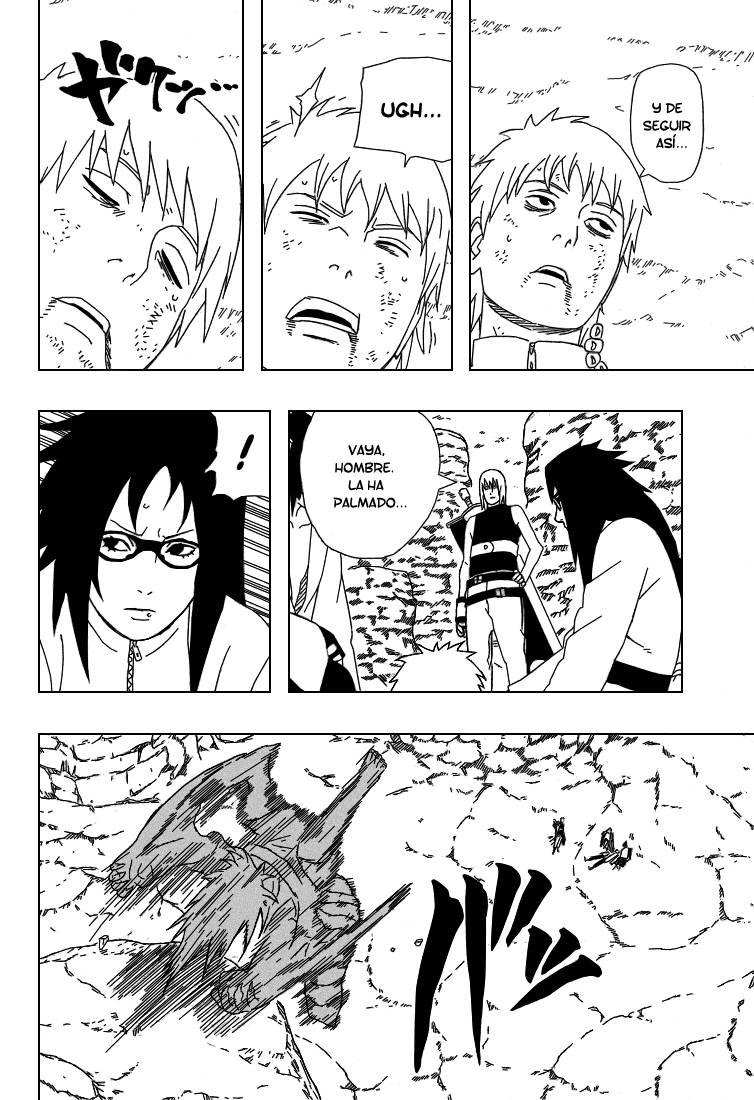 Naruto Shippuden Manga 349