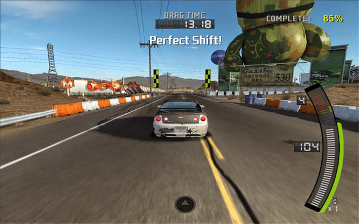 Need for Speed ProStreet - Electronic Arts Inc.