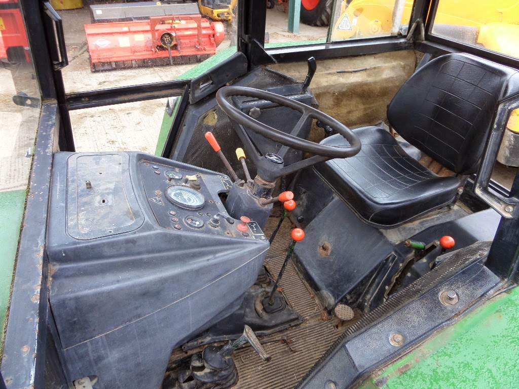 Used Tractors Machinery And Plant John Deere 3130