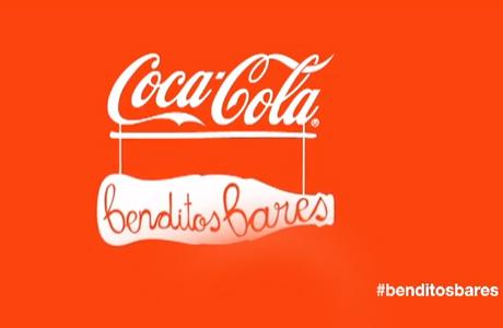 coca-cola, bares, publicidad, campaña verano