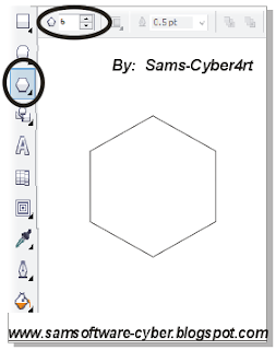 Cara Membuat Logo Telkomsel dengan Corel Draw