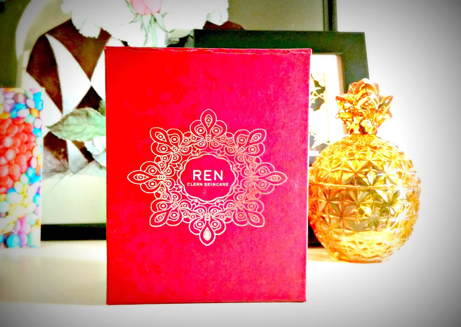 REN rose otto gift set giveaway